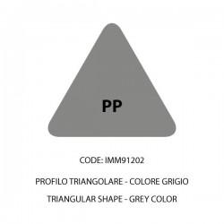 Confezione PP barra grigia tri