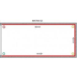 Matrix Kit 2 - con 2 tensori angolari