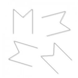 Pack M Clip 100 pcs